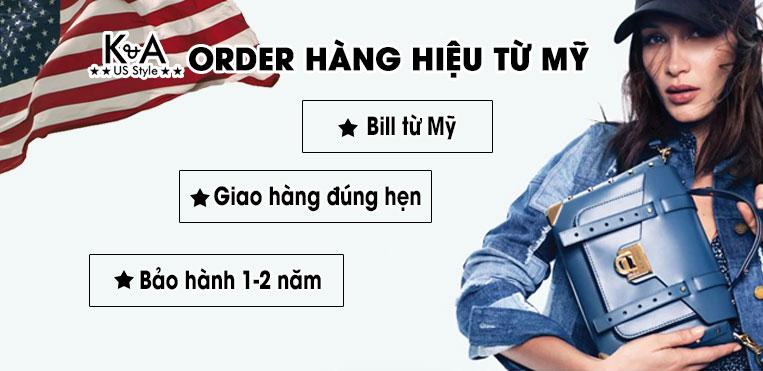 Dịch vụ order hàng Mỹ theo yêu cầu