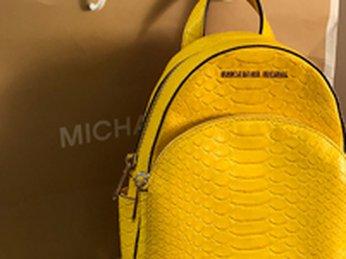 6 lý do cho bạn tìm chọn balo hàng hiệu Michael Kors tại K&A US Style shop