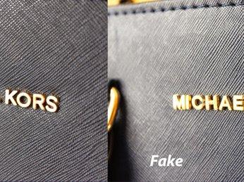 Làm thế nào để phân biệt túi xách Michael Kors thật và giả?