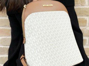 Những mẫu balo hàng hiệu Michael Kors size lớn đẹp dễ dùng cho nữ công sở