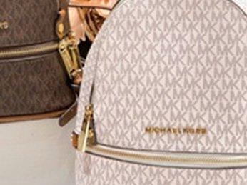 Săn balo hàng hiệu Michael Kors cỡ trung đẹp, giá tốt cùng K&A US Style