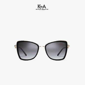 Mắt kính mát Michael Kors mẫu mới nhất 2021 cho nữ OMK1067B-CORSICA- BLACK