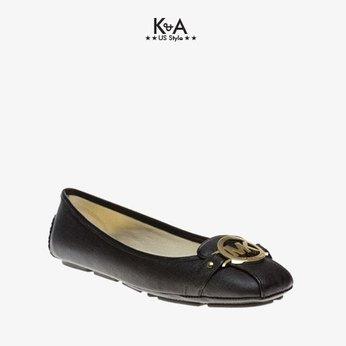 Giày búp bê Michael Kors nữ 49F9FUFR3L- FULTON MOC SAFIANO