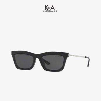 Mắt kính mát Michael Kors mẫu mới nhất 2021 cho nữ MK-2087U-STOWE NS - BLACK