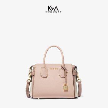Túi xách Michael Kors công sở đeo chéo Mercer Tri Color Belt Handbag