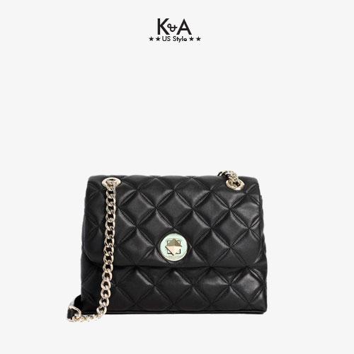 Túi xách Kate Spade nữ đeo chéo hàng hiệu WKRU7074 SMALL FLAP CROSSBODY NATALIA
