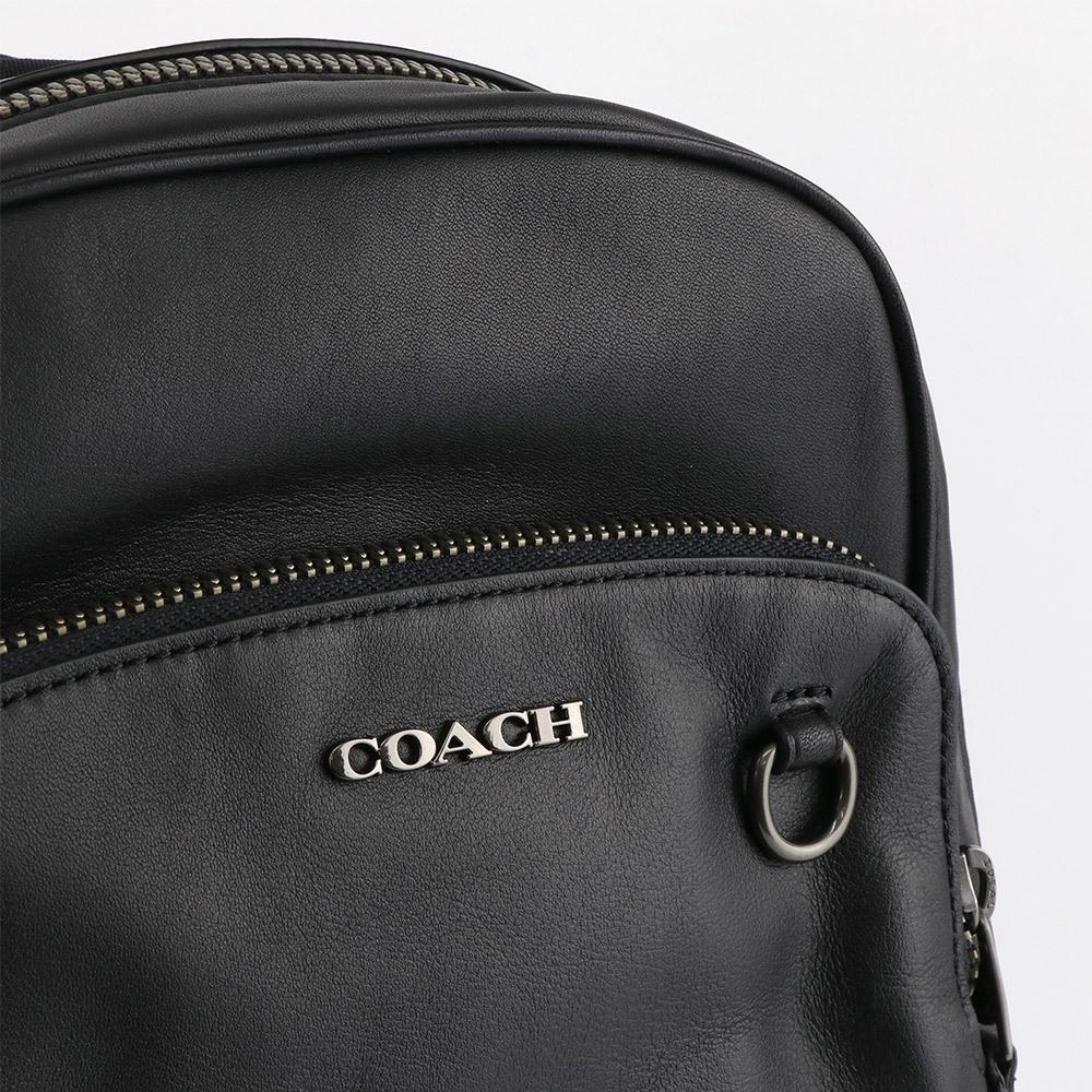 Túi đeo chéo Coach nam hàng hiệu mã 89934 GRAHAM PACK SMT LTH QBBK , túi đeo chéo Coach nam sành điệu, túi Coach nam , túi Coach nam lịch lãm, túi Coach hàng hiệu chính hãng, túi Coach authentic màu đen dành cho nam