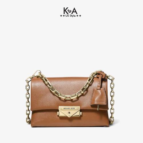 Túi xách Michael Kors hàng hiệu nữ Cece Mini Acorn Xs Chain Xbody Bag