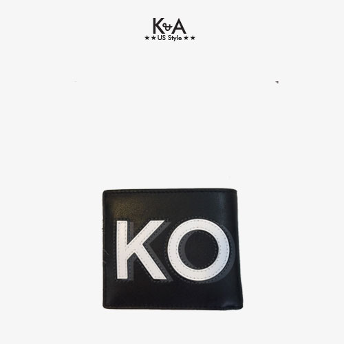 Ví nam Michael Kors gấp 36H9LCOF1L Cooper KORS Leather Wallet