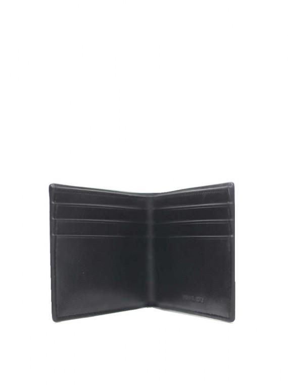 Ví nam Michael Kors gấp 36U9LHRF5L Harrison Leather Billfold Wallet