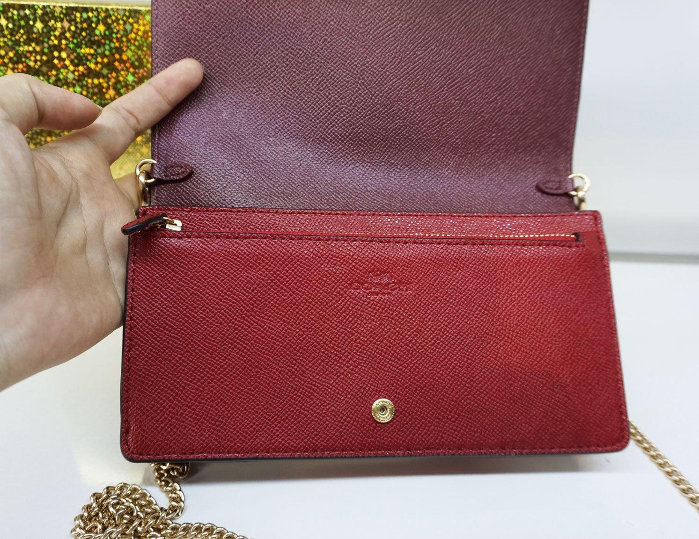 Túi xách Coach nữ đeo chéo hàng hiệu BXD FOVER CLT XBDY IMS5J