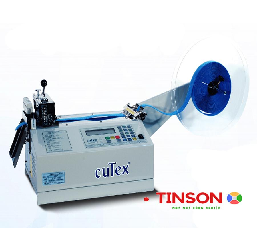 Máy cắt băng nhám bo góc( Dao nguội) TBC-50R