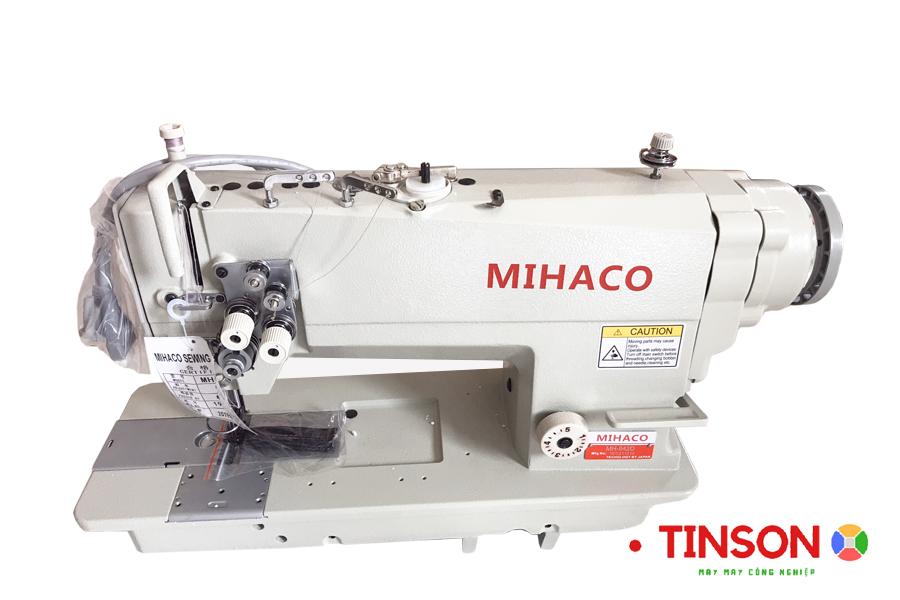 Máy 2 kim cố định ổ nhỏ liền trục MIHACO MH-842D