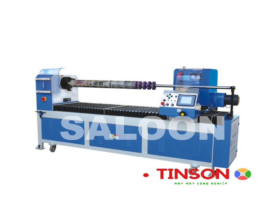 Máy cắt dây viền tự động Saloon  SL-2000A