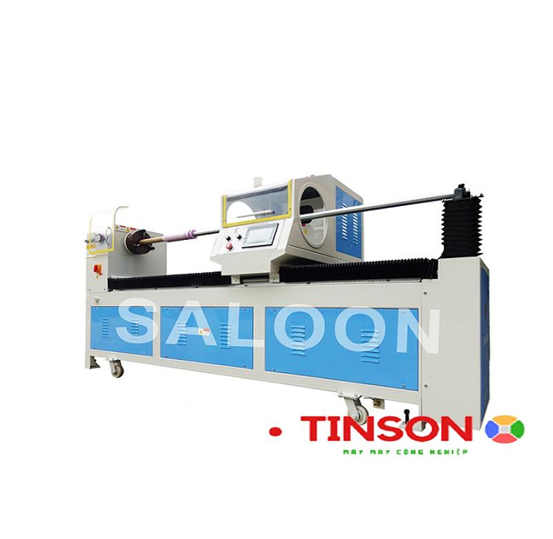 Máy cắt dây viền tự động Saloon SL-2016