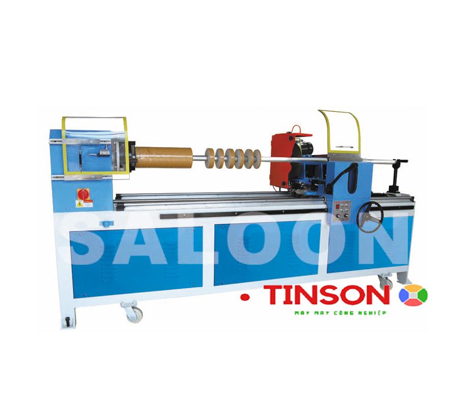 Máy cắt dây viền bán tự động SALOON SL-2000