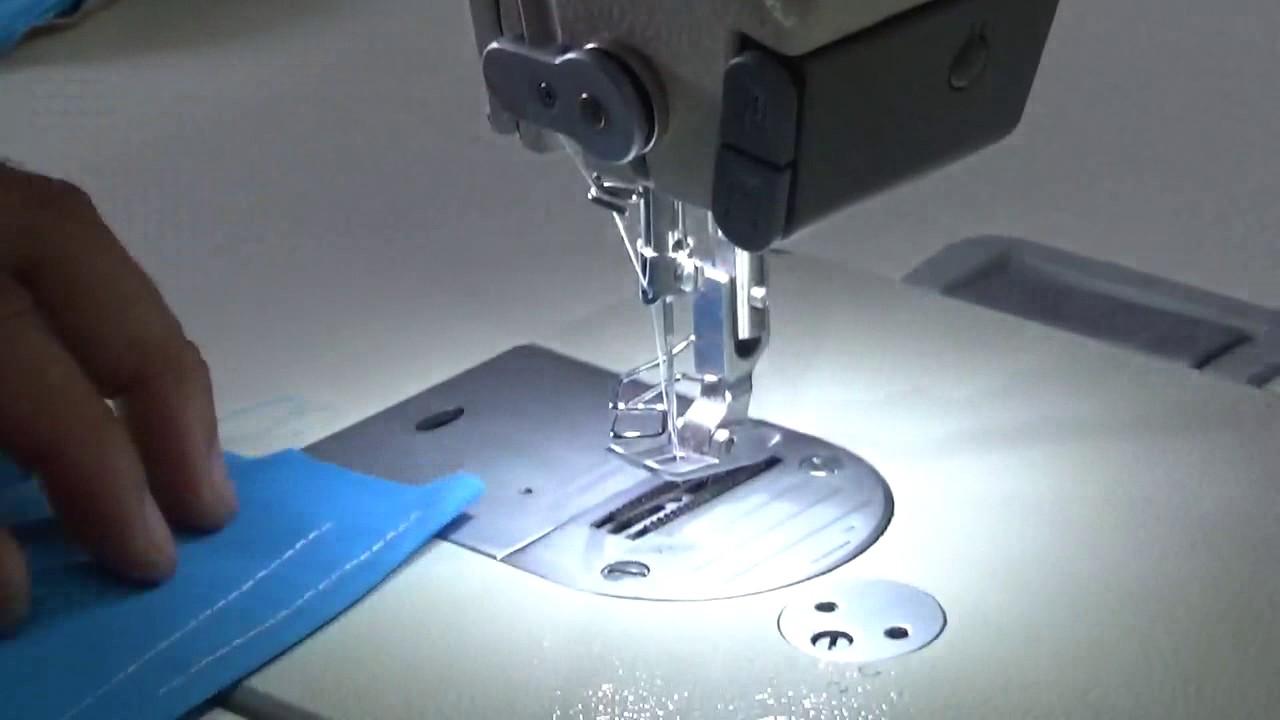 hướng dẫn sử dụng máy may công nghiệp 1 kim