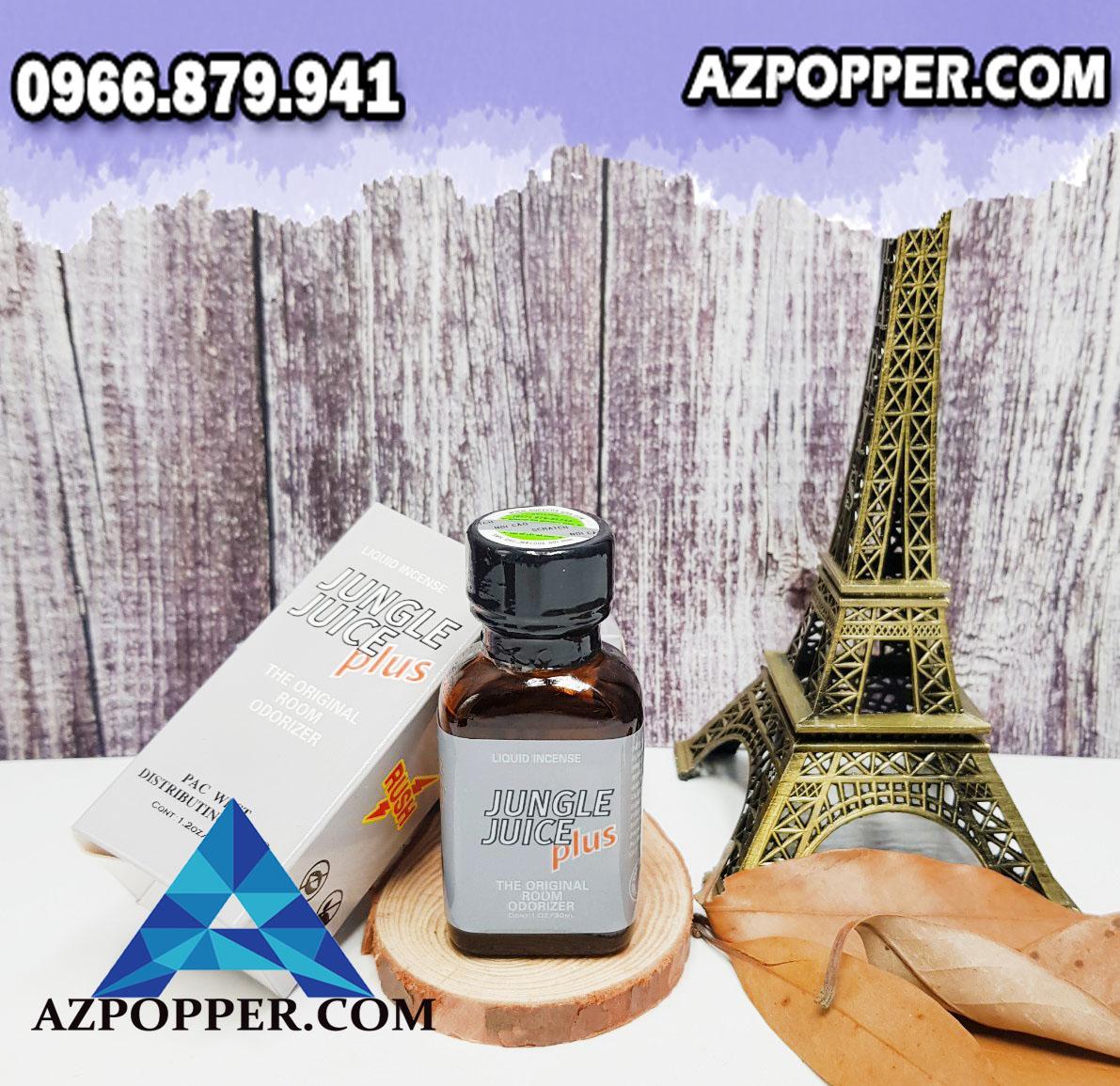 Popper Jungle Juice Plus 30ml