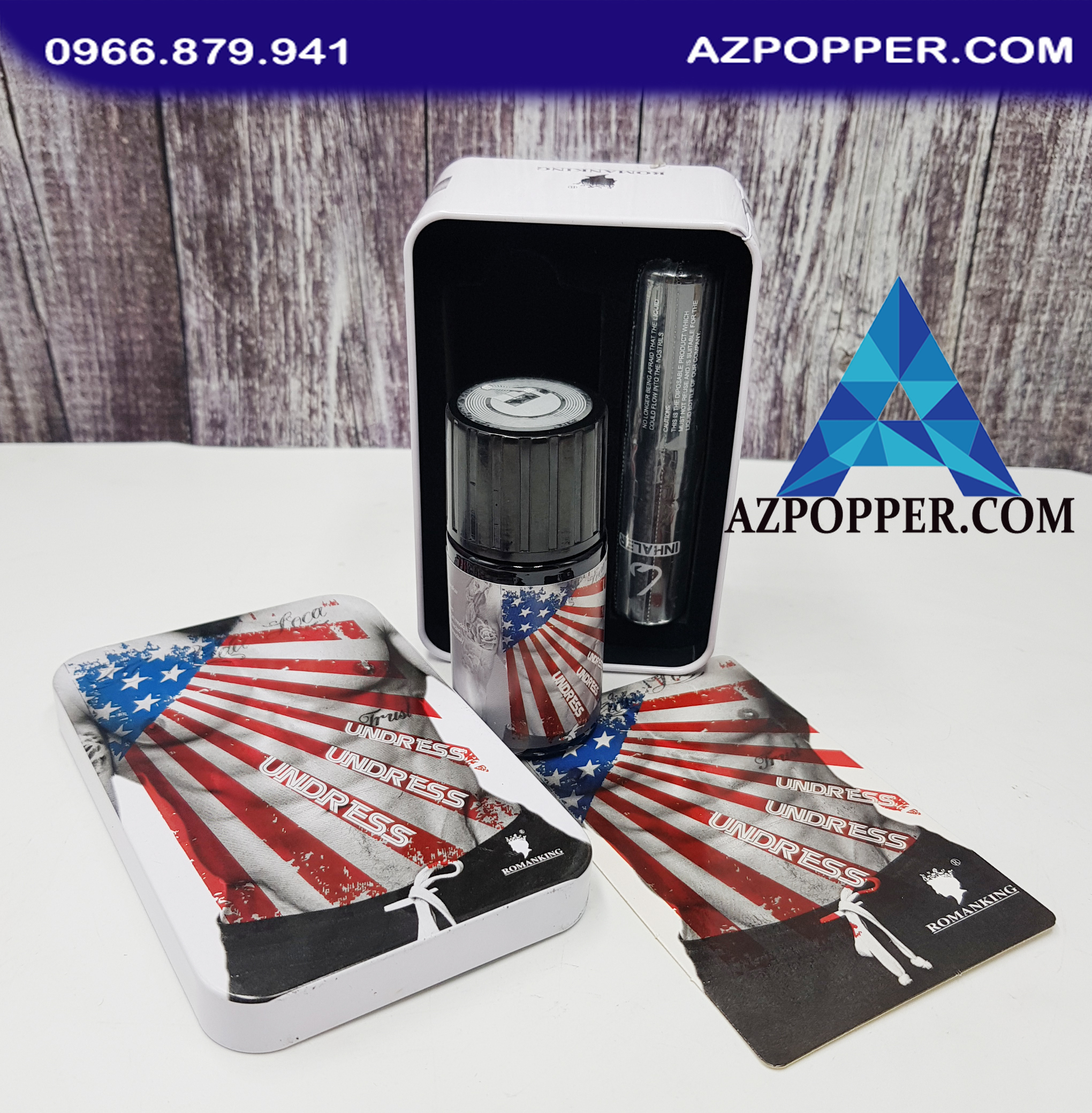 Popper English Local 30ml