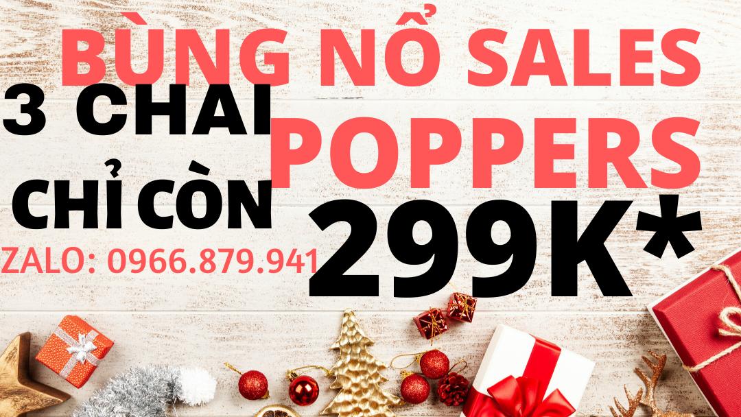 mua popper giá gốc