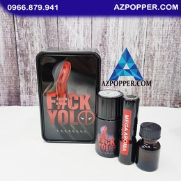 Popper Fuck You 30ml mạnh mẽ