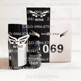 Popper wings 1069 tăng hưng giúp bạn tình đê mê trong giường chiếu