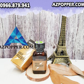 Popper Gold Rush 30ml