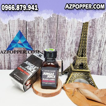 Popper Jungle Juice Black Label 30ml