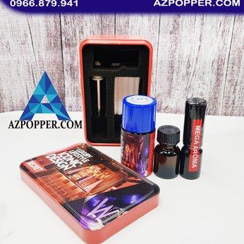 Popper ICONIC AROMA 30ml mạnh mẽ cho cả top và bot