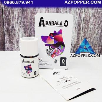 Popper ABARALA trắng 30ml