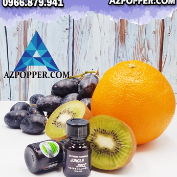Popper Jungle Juice Sliver 10ml