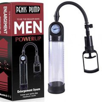 Máy tập to dương vật PENIS PUM POWER UP có đồng hồ cao cấp dễ sử dụng