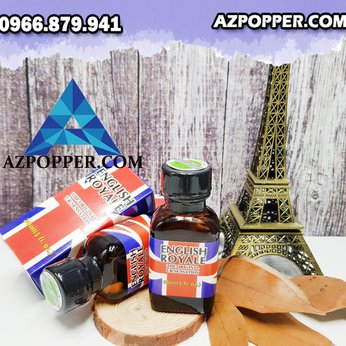 Popper English Royal 30ml