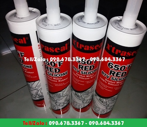 XTRASEAL 650'F RED RTV