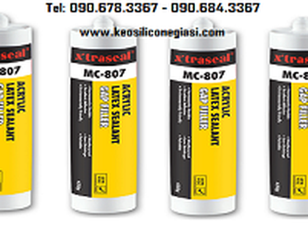 GIÁ SỈ KEO TƯỜNG X'TRASEAL MC807