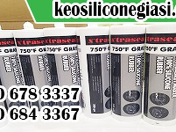 KEO THẾ RON CHỊU NHIỆT RTV 750F GRAY GASKET SILICONE XÁM