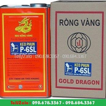 KEO RỒNG VÀNG P6SL