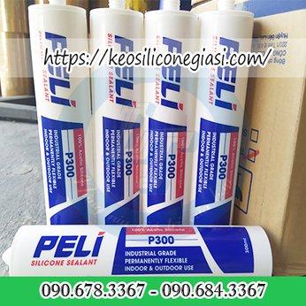 KEO SILICONE PELI P300