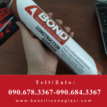 KEO SILICONE APOLLO TOP BOND, ABOND