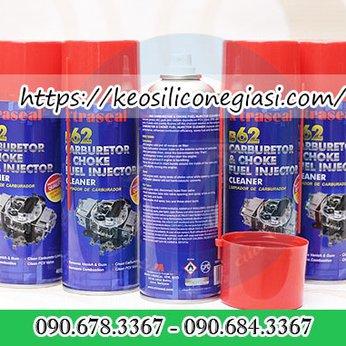 KEO XTRASEAL B62 ( dầu về sinh bình xăng con )
