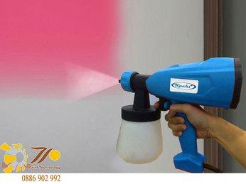 Giá sơn tĩnh điện trên thị trường là bao nhiêu?
