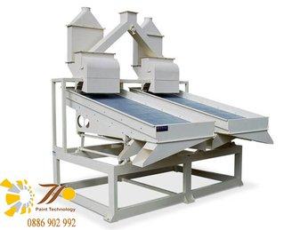 Cấu tạo và ứng dụng của máy sàng bột tự động