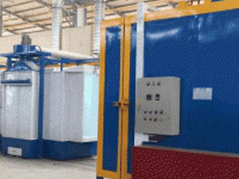 Tư vấn thanh lý hệ thống sơn tĩnh điện