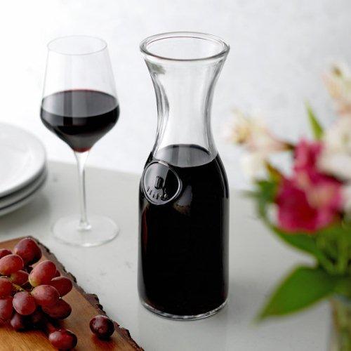 Bình đựng rượu thủy tinh | Nhận in logo giá rẻ quà tặng