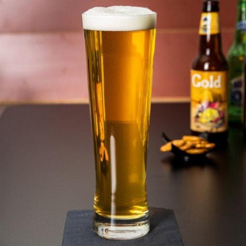 Ly uống bia thủy tinh cao cấp | NHẬN IN LOGO GIÁ RẺ