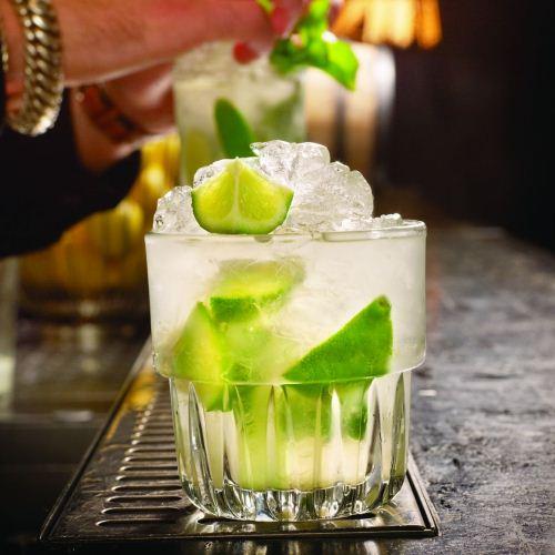 Ly uống rượu thủy tinh cao cấp | NHẬN IN LOGO GIÁ RẺ