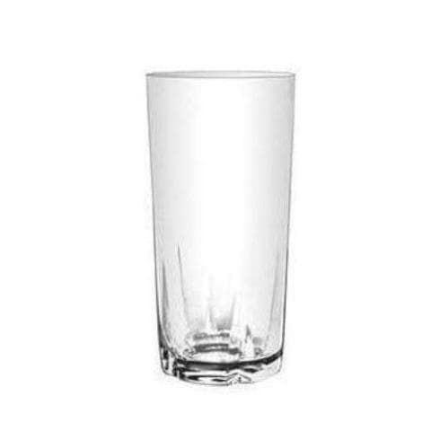 Ly thuỷ tinh uống nước đáy khía UG314 | NHẬN IN LOGO