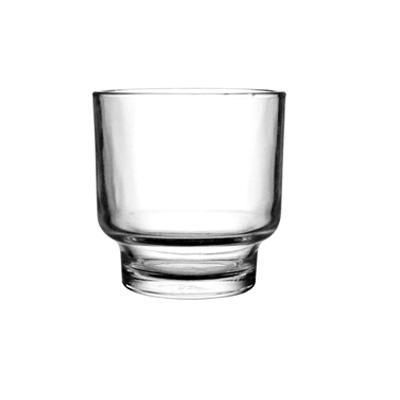 Ly thuỷ tinh Indonesia giá rẻ uống nước VC-07 | NHẬN IN LOGO GIÁ RẺ
