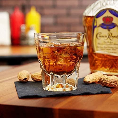 Ly thủy tinh uống rượu cao cấp -  NHẬN IN LOGO GIÁ RẺ