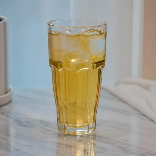 Ly uống nước thủy tinh cao cấp   NHẬN IN LOGO GIÁ RẺ